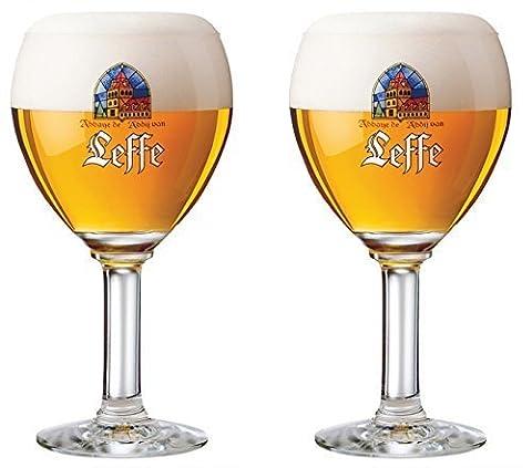 Verres a Biere Leffe 33cl (Set de 2)