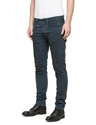 Replay Anbass - Jeans - Slim - Homme Gris (grey 30)