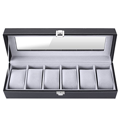 Femor Watch Case/Case/Box, 6 Com...