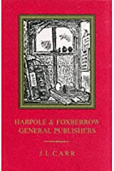 Harpole and Foxberrow, General Publishers Paperback