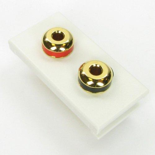 Preisvergleich Produktbild New Radius Lautsprecher 4mm Banana Socket Screw Terminal