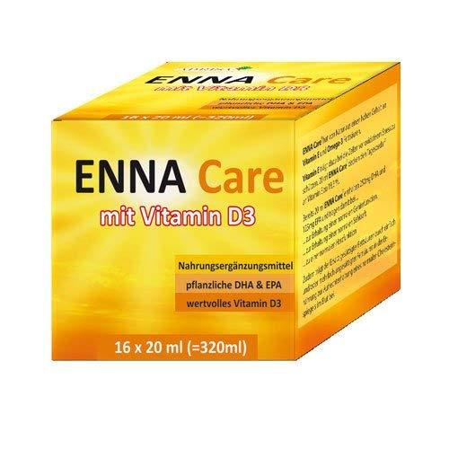 ENNA Care® mit VITAMIN D3 – 16 x 20 ml – Nahrungsergänzung