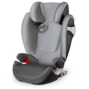 cybex solution m fix toddler car seat manhattan grey. Black Bedroom Furniture Sets. Home Design Ideas