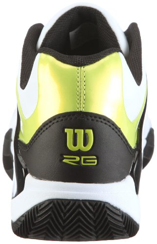 Wilson Trance Strike WRS982300065 Herren Sportschuhe - Tennis Weiss/White/Black/Lime