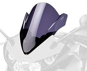 Puig 5641F Racing Film pour Honda CBR125R 2011–2014 foncé/gris fumé Taille M