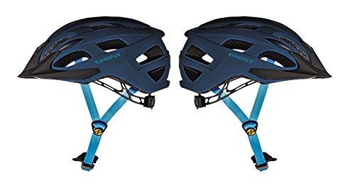 GHOST Helm Classic dunkelblau/hellblau 2017 (53 - 58 cm)