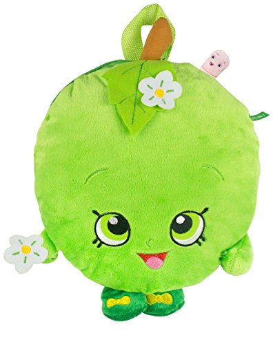 Shopkins Apple Blossom Plush Backpack