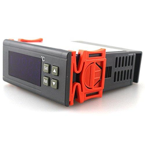 KUNSE Rc-114M 220V/10A-30~300 Digital Temperaturregler Thermostat Regler