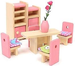 munchkin land Doll House Kitchen Furniture Set