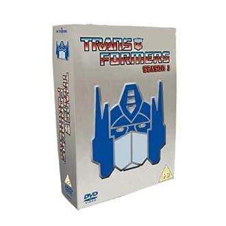 Transformers: Season 1 [DVD]
