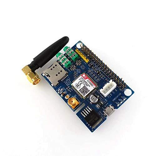 Noradtjcca Professionelle kleine SIM800C GSM GPRS-Modul Quad-Band-Entwicklungsboard-Modul Geeignet für Raspberry Pi Sms-quad