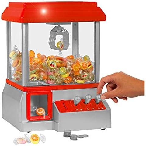 Candy Machine - La macchina acchiappa-caramelle + dolciumi (Giocattolo Candy Machine)