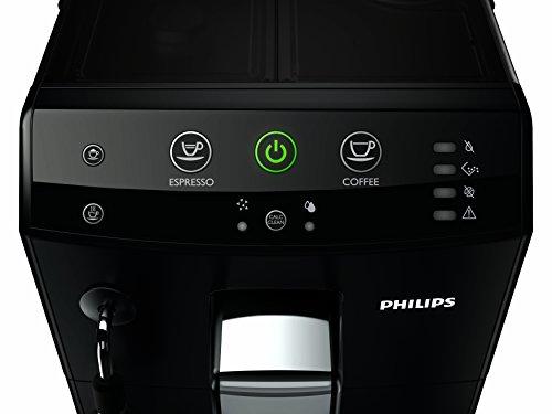 Philips HD8824/01 Kaffeevollautomat espresso-Serie 3000 AMF (Cappuccinatore) schwarz - 5