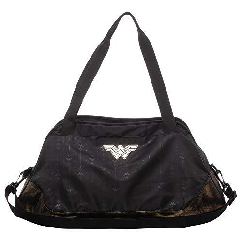 Wonder Woman Bolsa Lona Athletic Nuevo Licencia db77jvwwm