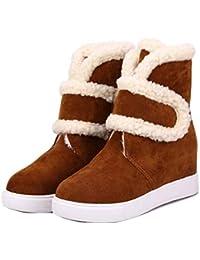 Mujer Botas Para Más Complementos Zapatos Amazon Y es 34 qB7HY