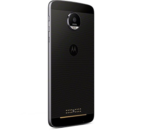 Moto Z - Smartphone libre Android  5 5   Bluetooth  4 GB de RAM  32 GB  13 MP   color negro