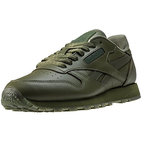Reebok CL Leather Solids chaussures Olive