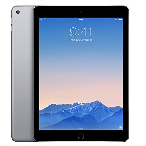 Apple Ipad Air 2 64Gb 4G - - Unlocked (renouvelé)