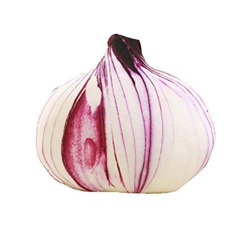 Simulation von Gemüse Plüschtiere Kissen Geburtstag Geschenk Zwiebel 50cm