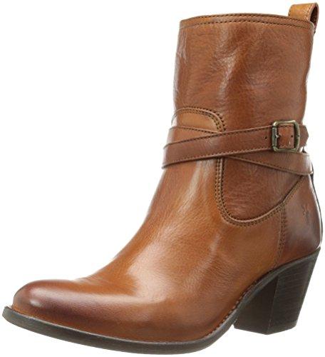 FRYE Women's Jackie Rivet Boot, Whiskey, 6.5 M US (Verkauf Frye Frauen Stiefel)