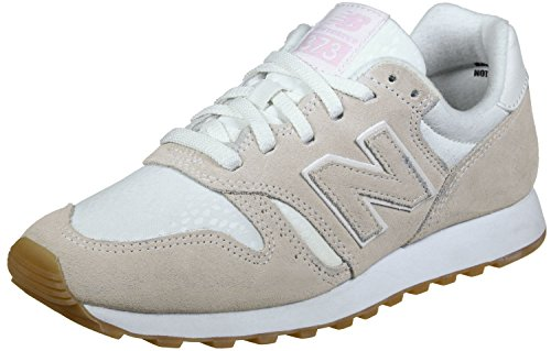 new balance 373 mujer blanco cream