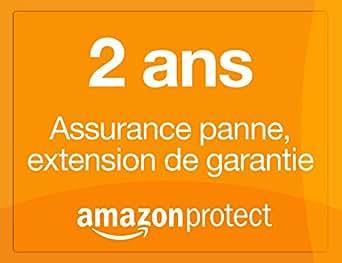 Amazon Protect assurance panne, extension de garantie 2 ans pour équipement de nettoyage de 250,00 EUR à 299,99 EUR