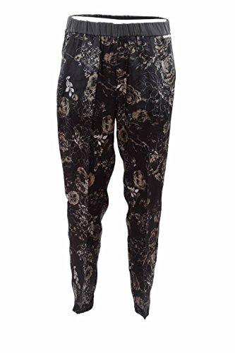 Pantalone Donna Twin-set S Nero Ta522e Autunno Inverno 2015/16