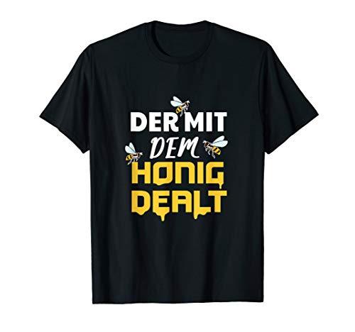 Imker T-Shirt | Lustiges Honig Geschenk Imkerei Tshirt