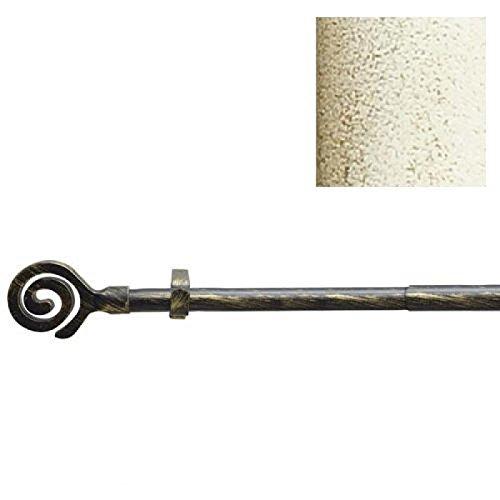 Riel Chyc 5435052 - Riel de forja, diámetro de 19 mm, Extensible...