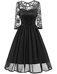 55ab31ea2b06 Amazon.it  vestiti da ballo standard - Vestiti   Donna  Abbigliamento