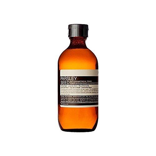 Aesop Petersiliensamen Antioxidans Gesichtswasser 200Ml (Packung mit 6)
