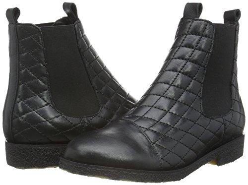 Sofie Schnoor Classic Quilt Boot, Bottes Classiques femme Noir - Noir