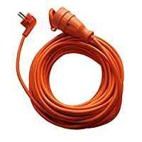 Seyyar uzatma kablosu 3 * 1.5mm² 10mt (20 Metre)