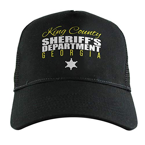 King County Sheriff Department The Walking Dead, Trucker -