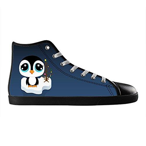 Dalliy pinguin Men's Canvas shoes Schuhe Footwear Sneakers shoes Schuhe B