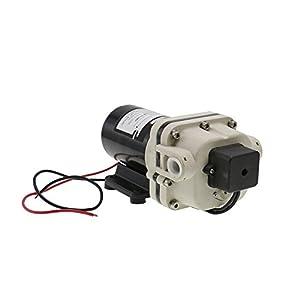 yates electricos: LIYUAN FL-30 12V DC Motor eléctrico Yate Agua presurizada Autocebante Bomba de a...