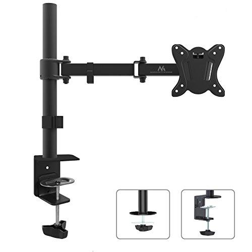 maclean-mc-690-supporto-da-tavolo-per-monitor-13-27-nero-fino-8kg-vesa-75x75-e-100x100