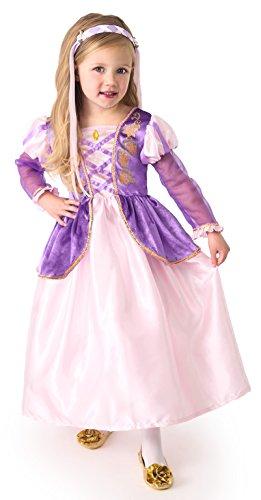 Rapunzel Kostüme Toddler (Little Abenteuer Little adventures10006
