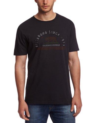 Billabong - Maglietta, Manica lunga, Uomo nero (Black)
