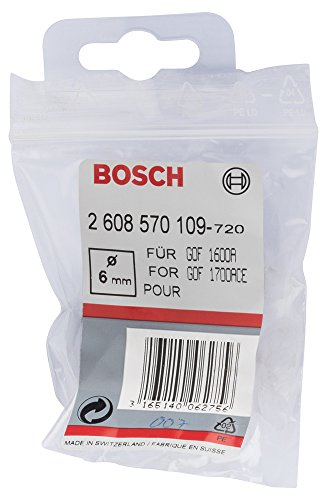 Bosch 2608570109 Collet/Nut Set for Bosch Routers