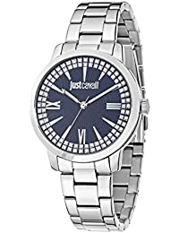JUST CAVALLI Damen - Armbanduhr CLASS J Analog Quarz Edelstahl R7253574505