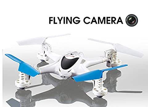 Quadrocopter FPV Drohne Quadcopter mit Live Kamera ORIGINAL MJX X300C RC WiFi Live FPV Videoübertragung Real-time Kamera für Smart Phone IOS Android Headless Mode UFO ferngesteuert 2,4 GHz RTF 4 Kanal (Quadrocopter Android)