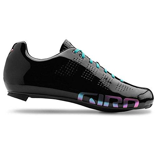 Giro Empire Road, Zapatos de Ciclismo de Carretera para Mujer, (Black 000), 39.5 EU
