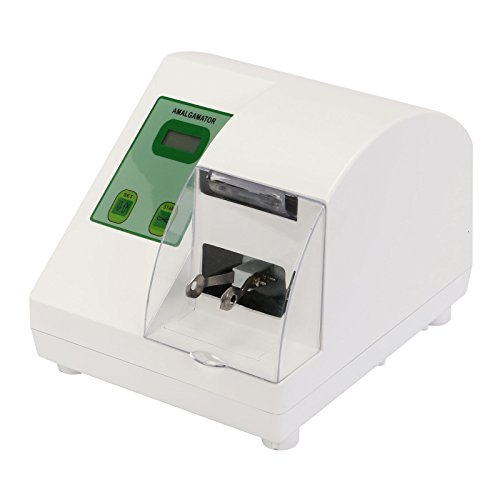 Amalgam-kapseln (Dentaler Digitaler HL-AH Amalgamator, High Low Speed Amalgam Kapsel Mixer, G5/ G6 Mischsilber Laborgerät (G6))