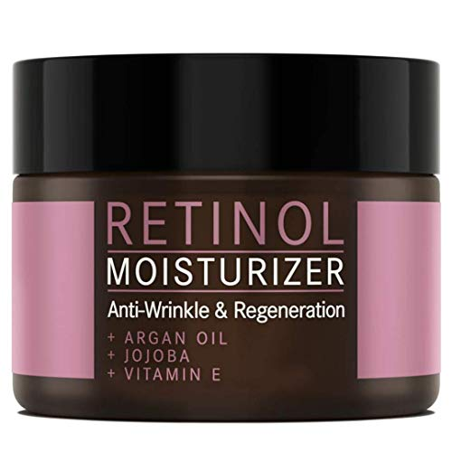 Retinol Crème - Mother Nature - Anti-Aging -Feuchtigkeitsspender Gegen Trockene Haut & Altersanzeichen - Hautstraffung & Hautregeneration...