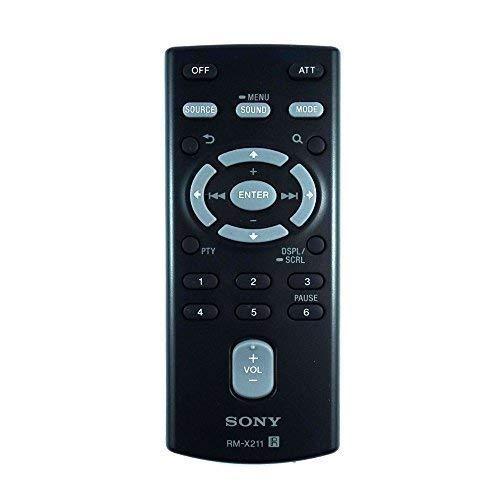 Original Sony CDX-GT570UP Auto Stereo Fernbedienung - Fernbedienung Autoradio Sony Für