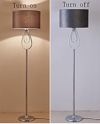 Moderne Minimalist Kristall Stehlampe Wohnzimmer Schlafzimmer Europäische  Und Amerikanische Dimmbare Fernbedienung Hotel Dekoration Warm Stehlampe ...