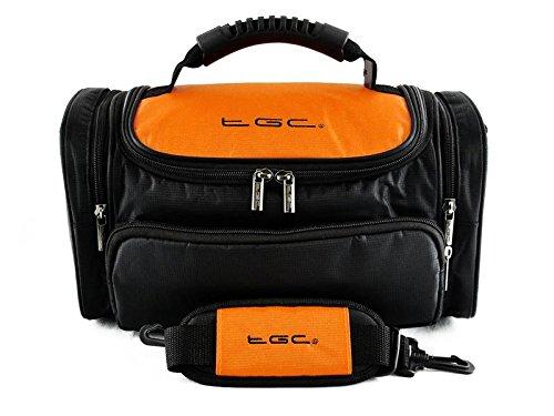 TGC® cámara grande para Sony HDR-CX105E, HDR-CX115E, HDR-CX116E, HDR-CX155E, HDR-CX305E, HDR-CX350VE, HDR-CX505VE, HDR-CX520VE videocámara Plus accesorios