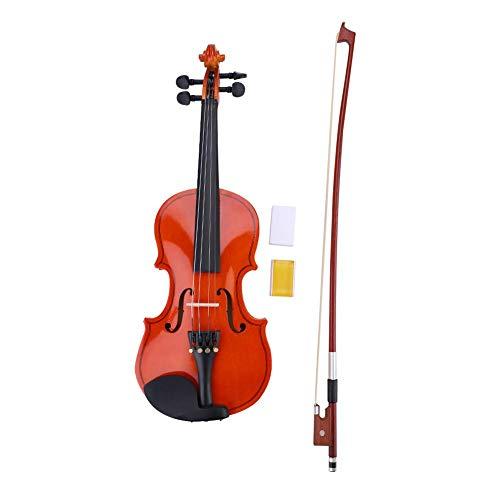 oline, Violin Kit mit Bogen & Leichte Tasche & Kolophonium für Anfänger Kinder ()