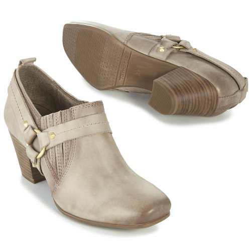Tamaris 24403-22 Pumps Leder Beige